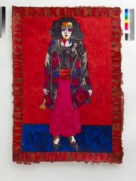 Josephine King, Frida Kahlo, 2009