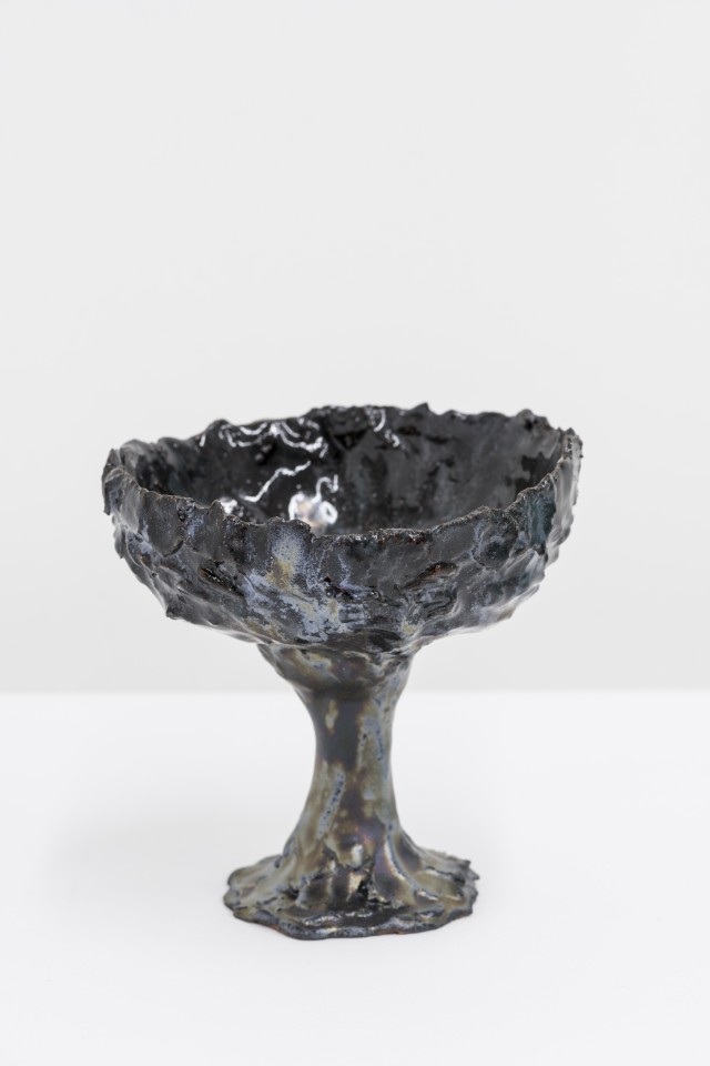 Paloma Proudfoot, Blue Goblet, 2018