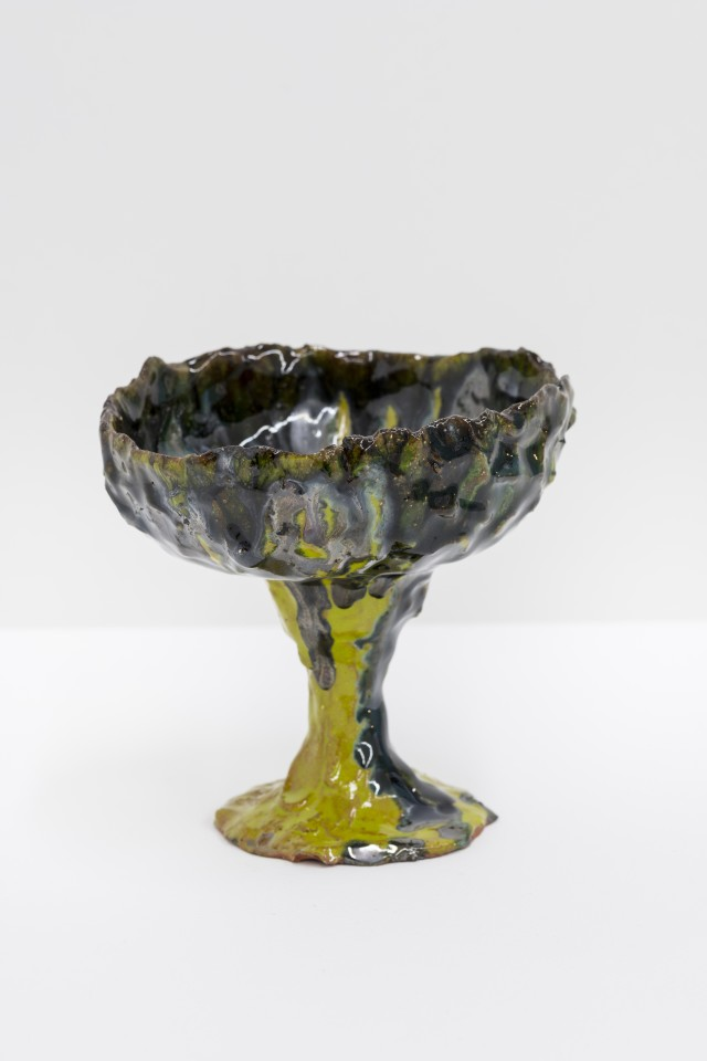 Paloma Proudfoot, Yellow Goblet, 2018