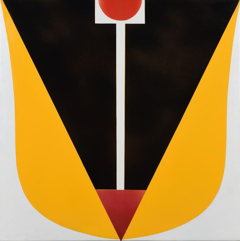 FERENC LANTOS, Large Tulip, 1969