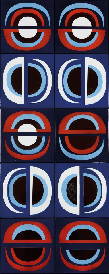 FERENC LANTOS, Untitled, 1969