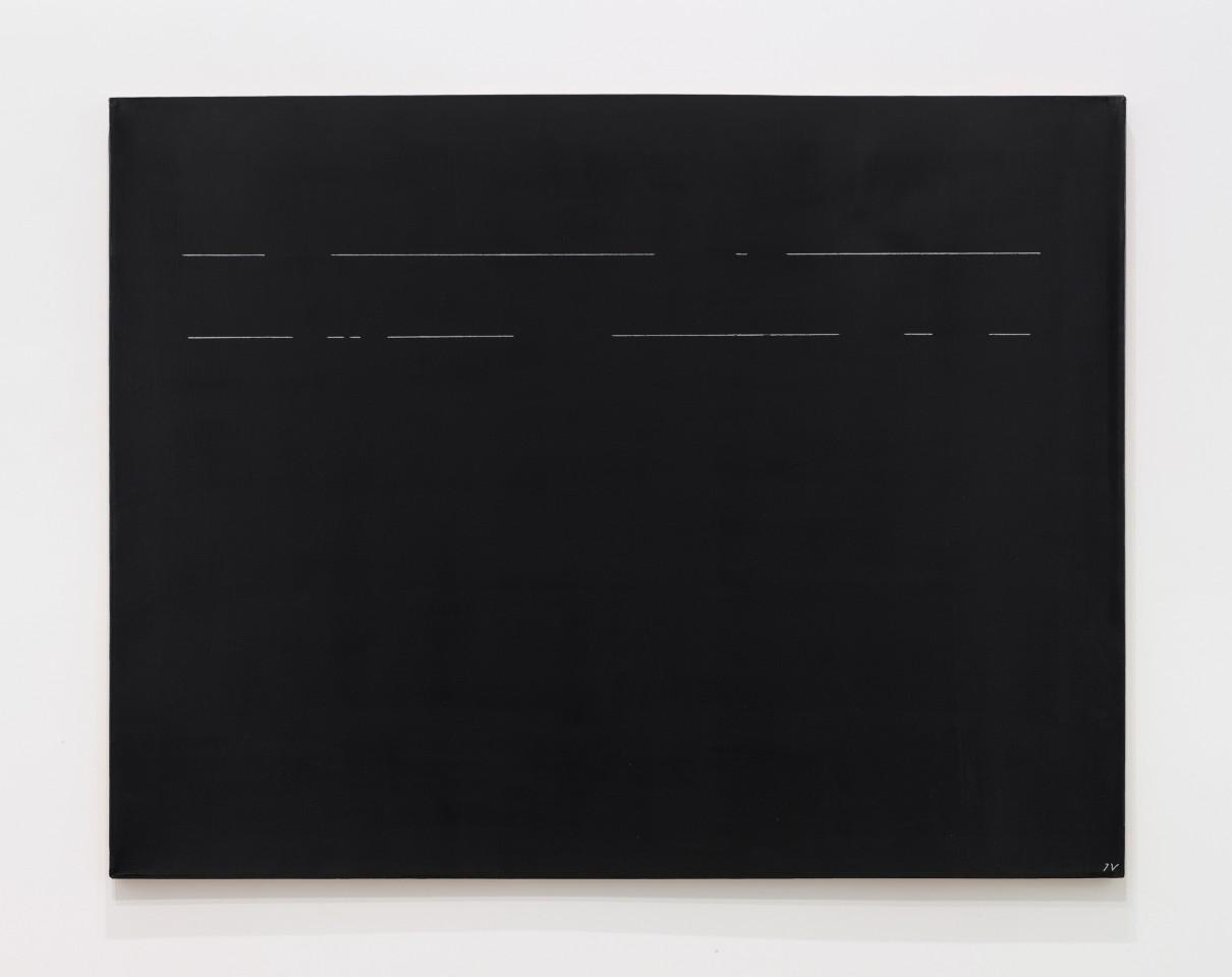 JOSIP VANIŠTA, Interest in Something on Other Side (Silver), 1968/1997