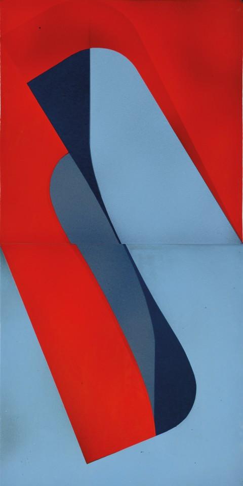 KÁLMÁN SZIJÁRTÓ, Untitled, 1971