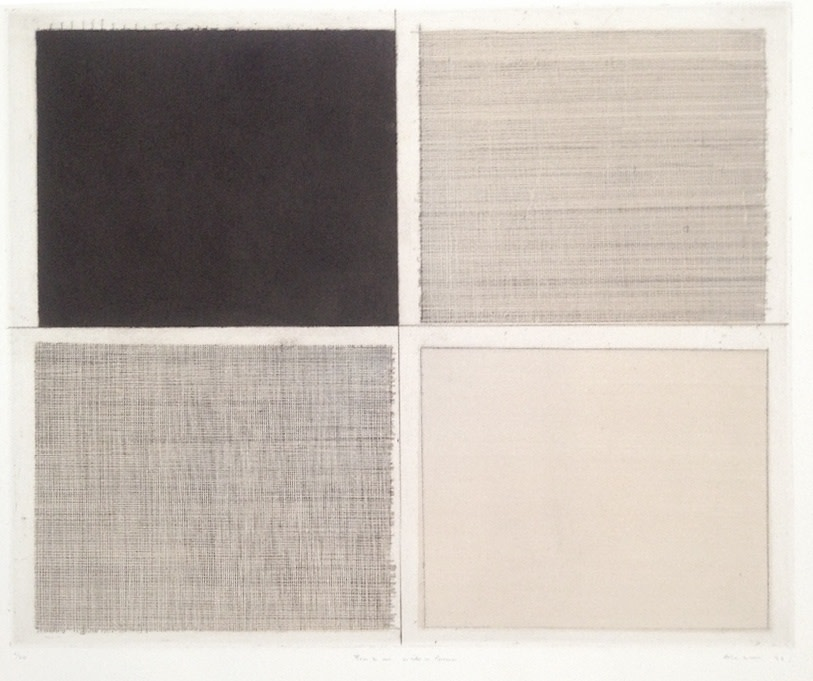 ALAN GREEN, Four to One (Set of 9), 1976