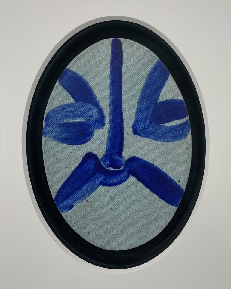 David Hockney, Acrylic on Canvas Masks for Stravinsky's 'Le Rossignol' Opera Original David Hockney, 1982