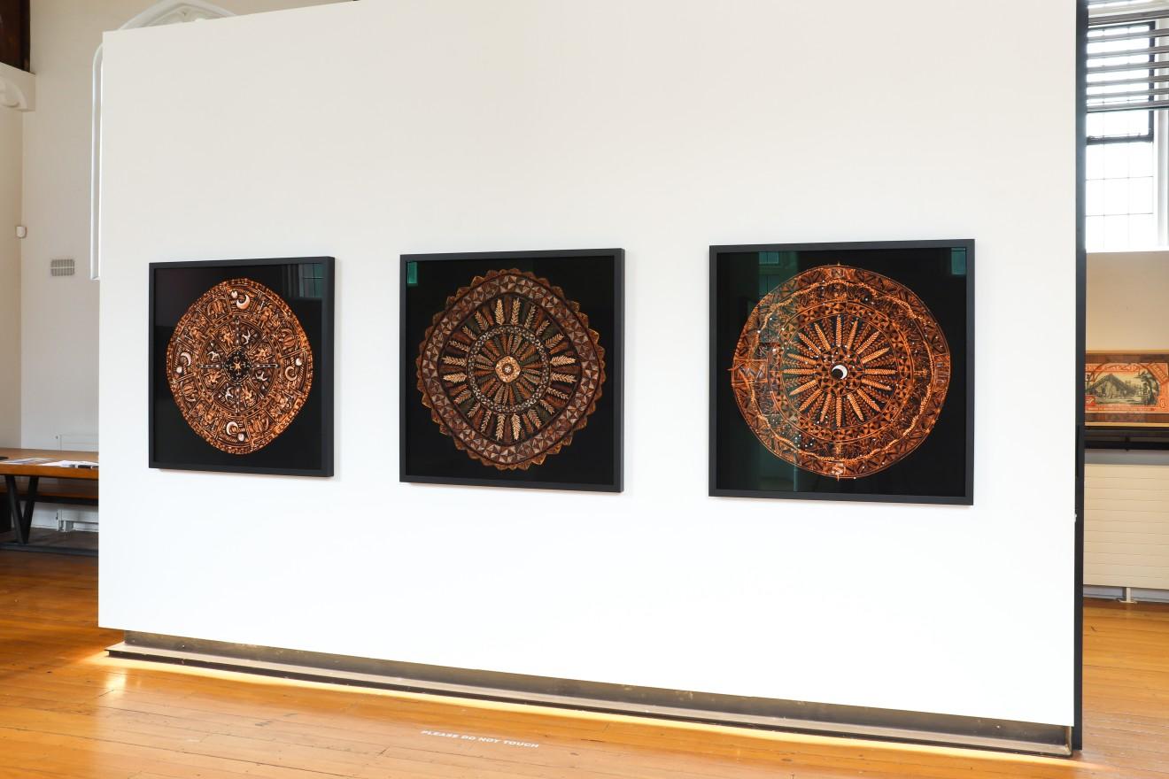 Te Moana Nui a Kiwa by Michel Tuffery