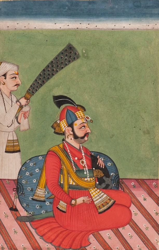 Raja Suraj Send of Mandi