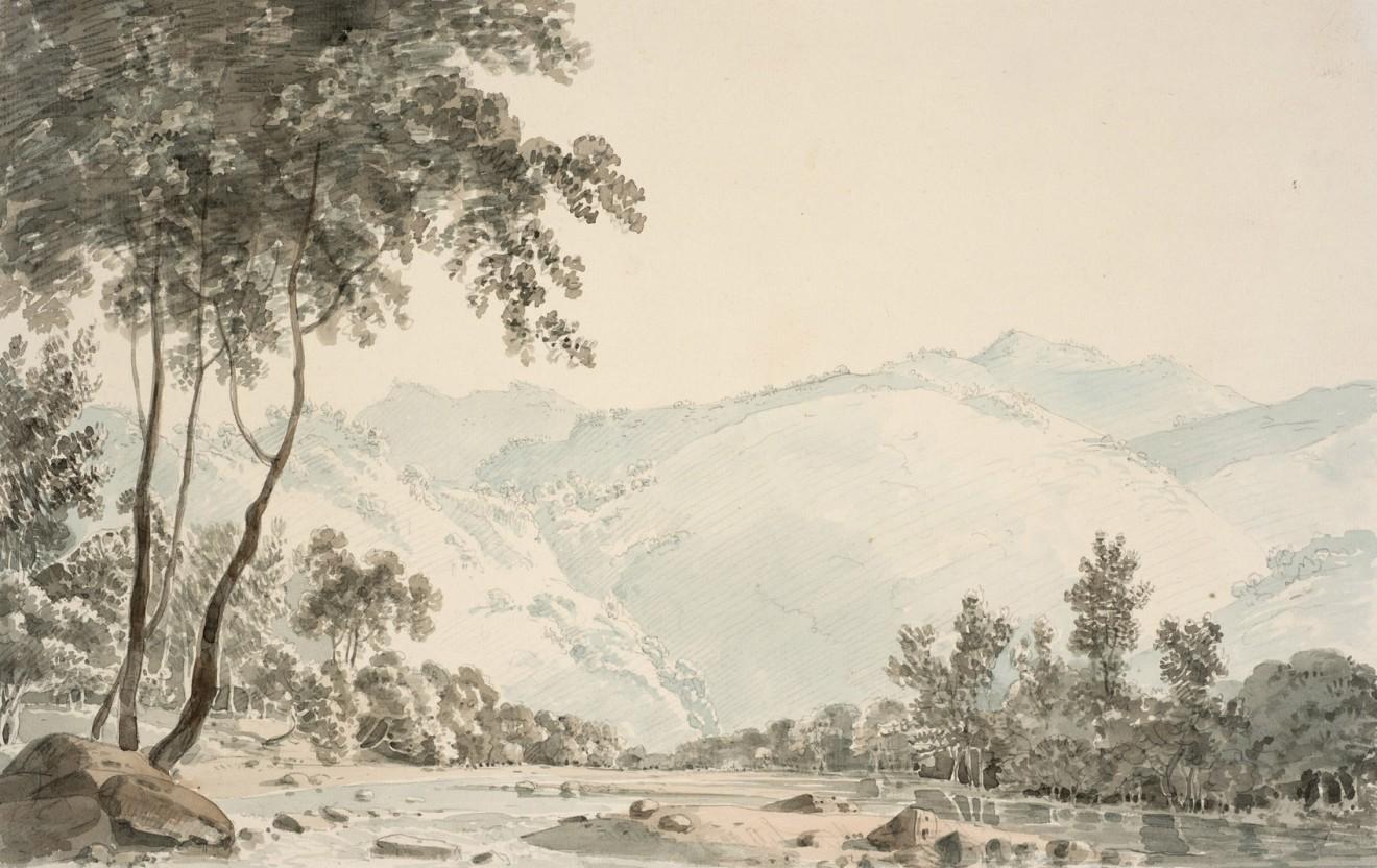 12. Thomas Daniell (1749-1840), Lolldong, India, c. 1790