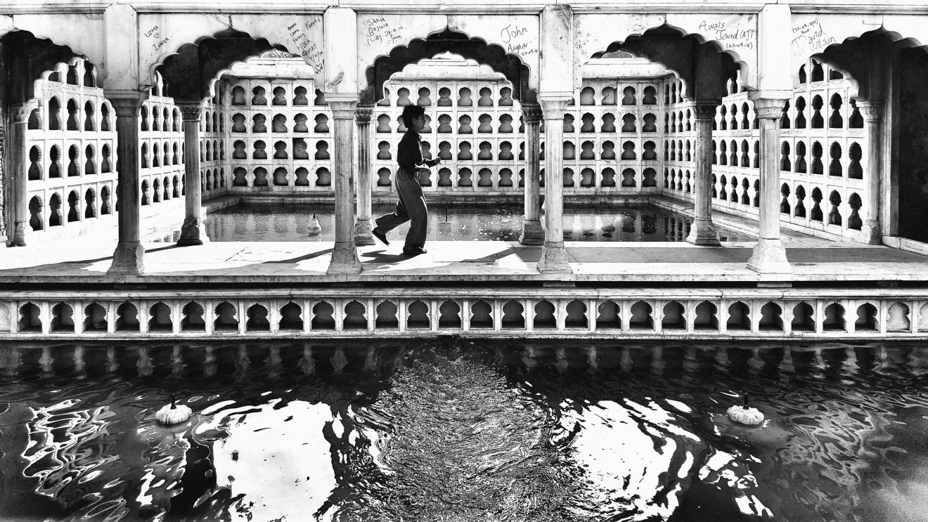 William Dalrymple, Shalimar Bagh, Lahore