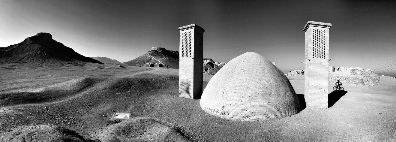 William Dalrymple , Yazd