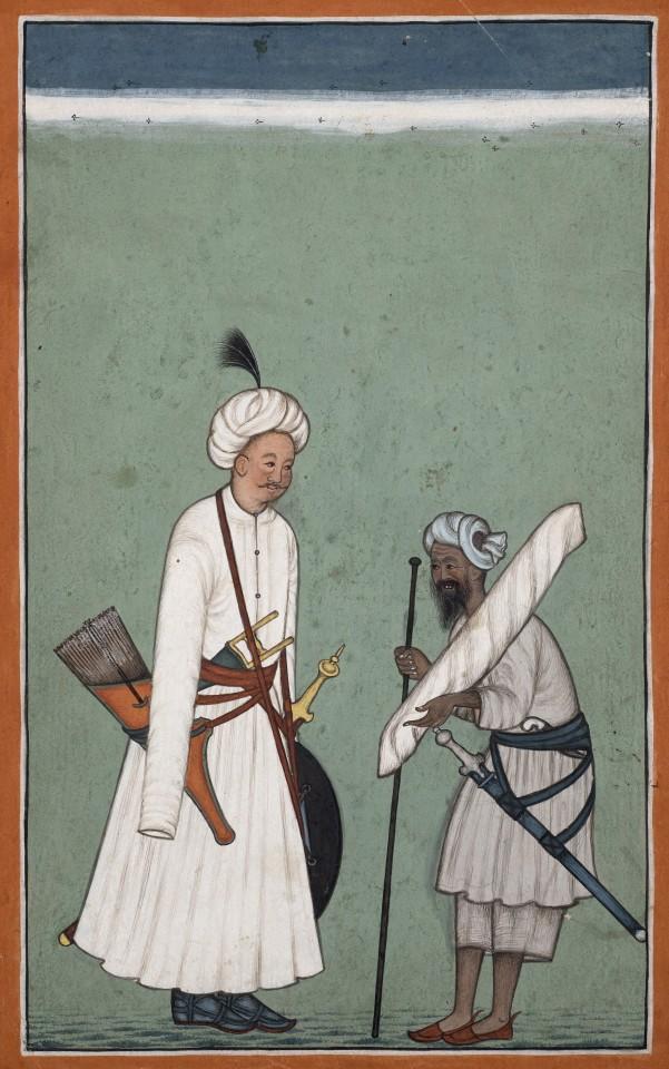 Zaman Shah Durrani (r. 1793-1800)