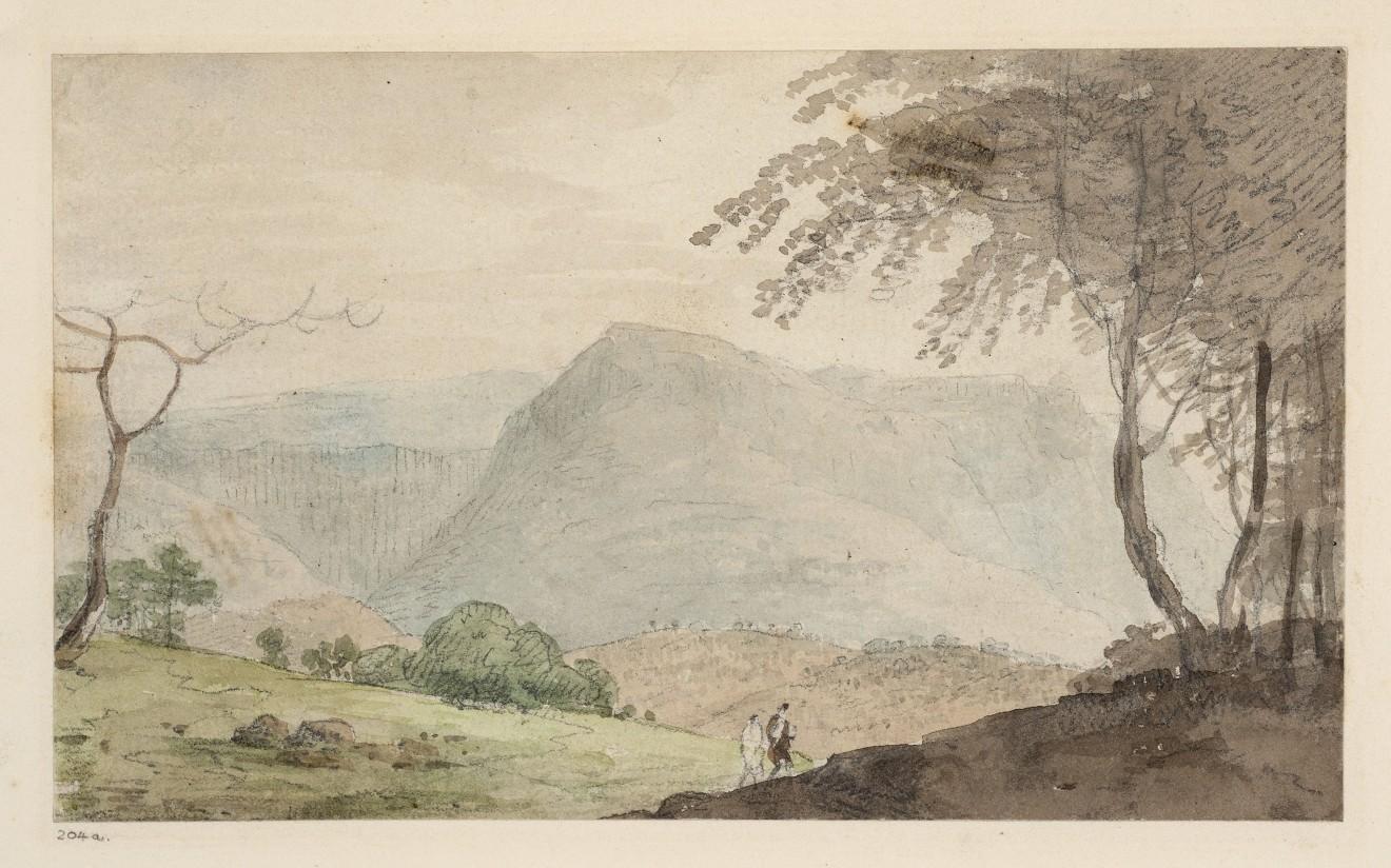 11. William Daniell (1769-1837), Agoursee, Bihar, c. 1790
