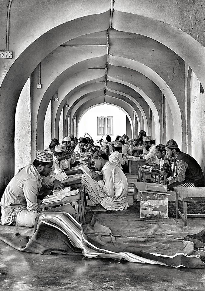 William Dalrymple , Tipu Sultan's madrasa, Srirangapatnam