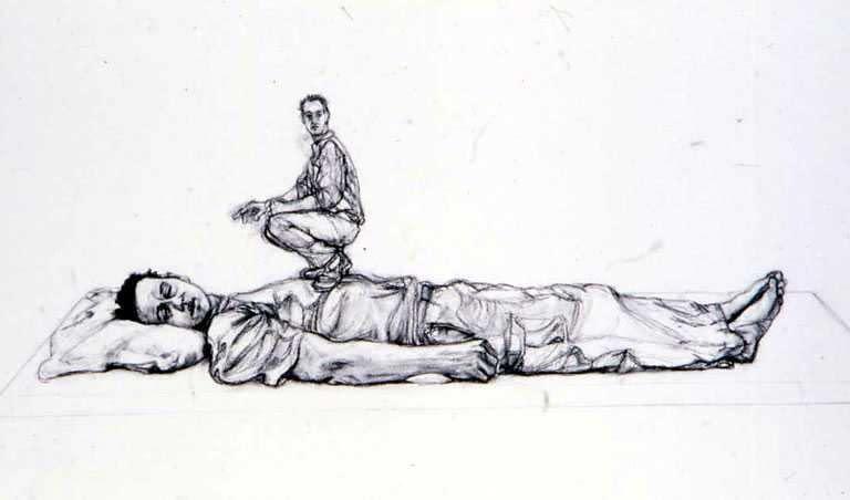 Lying Man, 1999