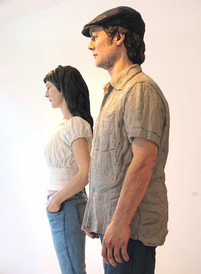 Model for Couple, 2007