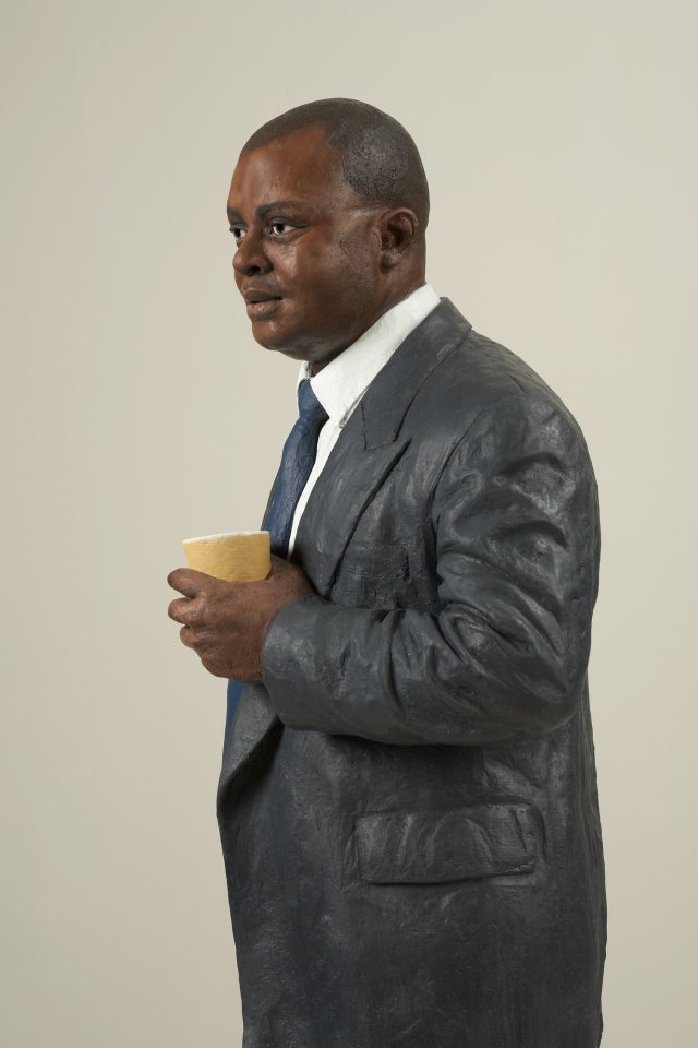 Man with Cup, 2008