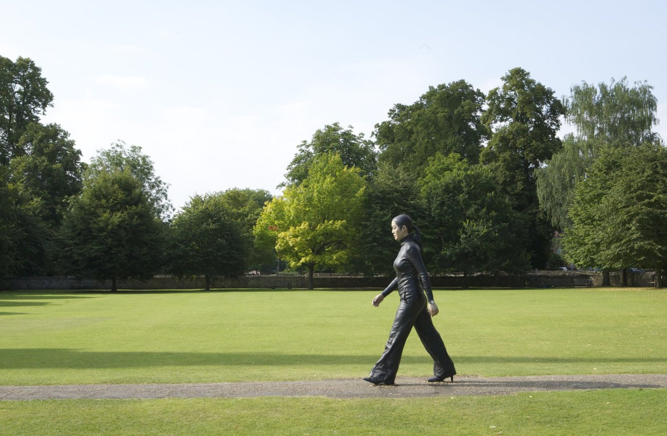 Walking Woman, 2010