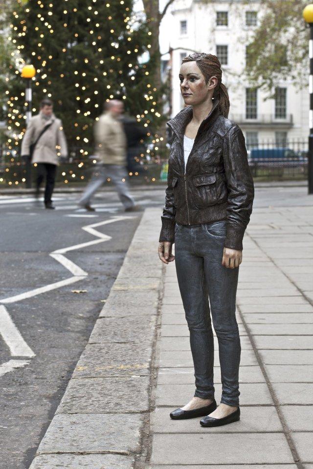 Standing Woman, 2010
