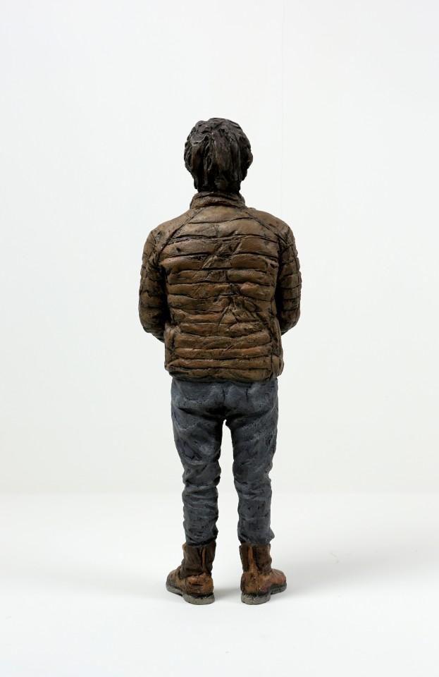 Man in Puffer Jacket, 2014