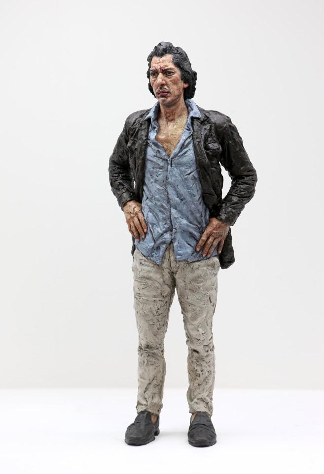 Standing Man , 2018