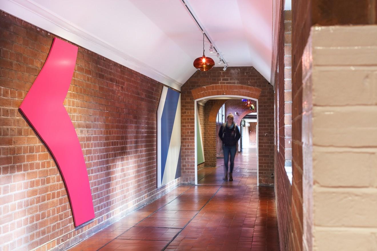 'A Means of Liberation' , Newnham College, Cambridge University , 2016