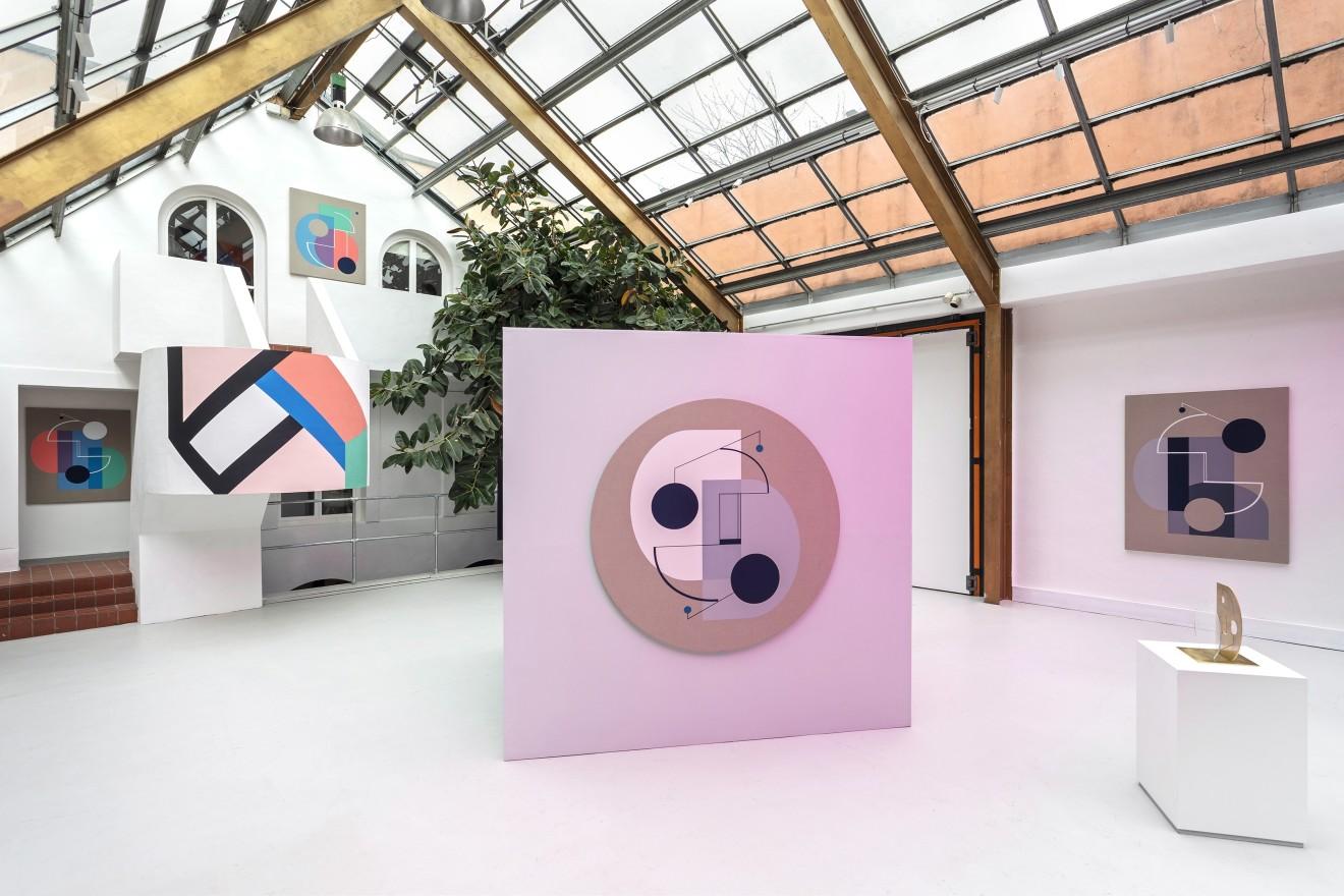 Modern Times, Mural , 2020