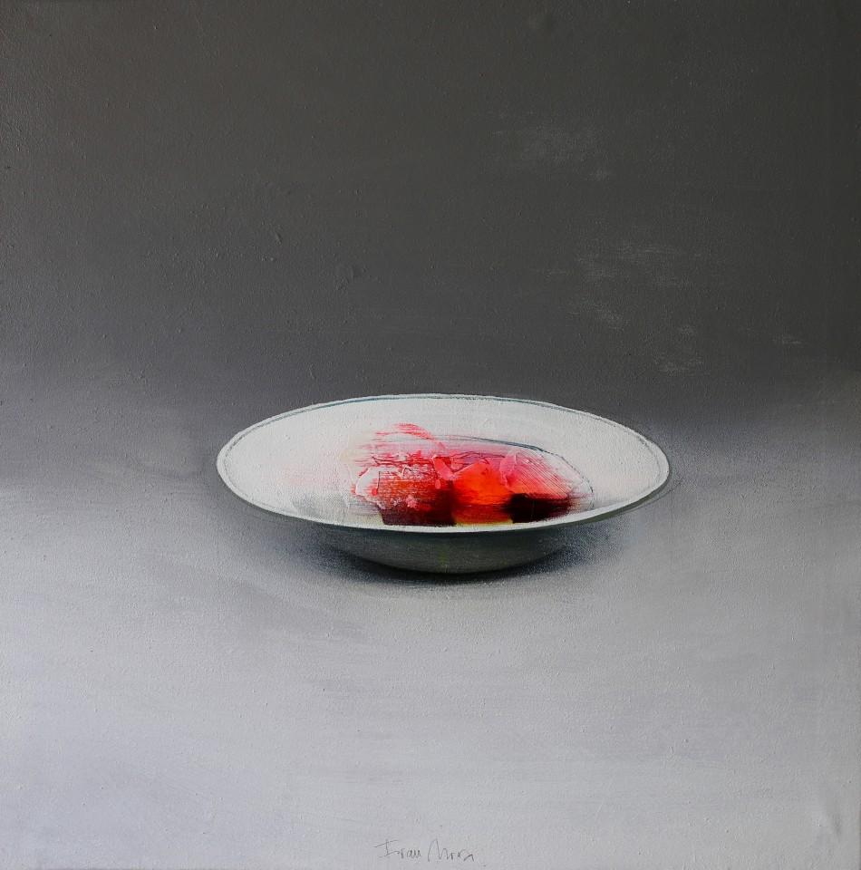 Fran Mora, Plate, 2016