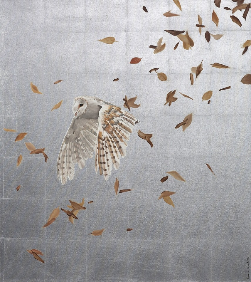 Joanna Charlotte, Autumnal Flight, 2017