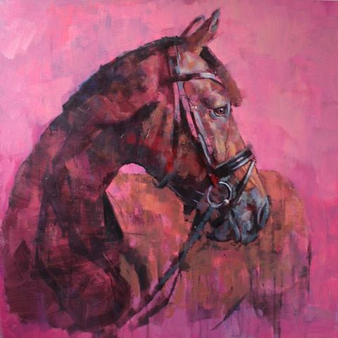 Jamel Akib, Horse No.I, 2019