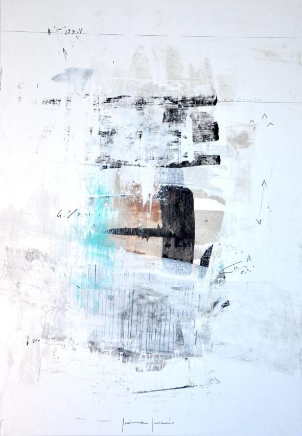 Jaime Jurado, Textura II NYC, 2018