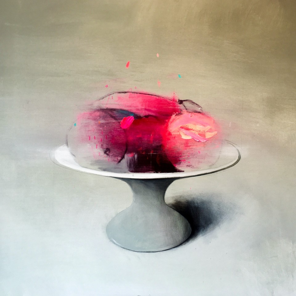 Fran Mora, Fruit Bowl, 2017