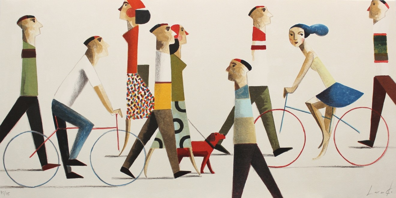 Didier Lourenço, Walk the Dog