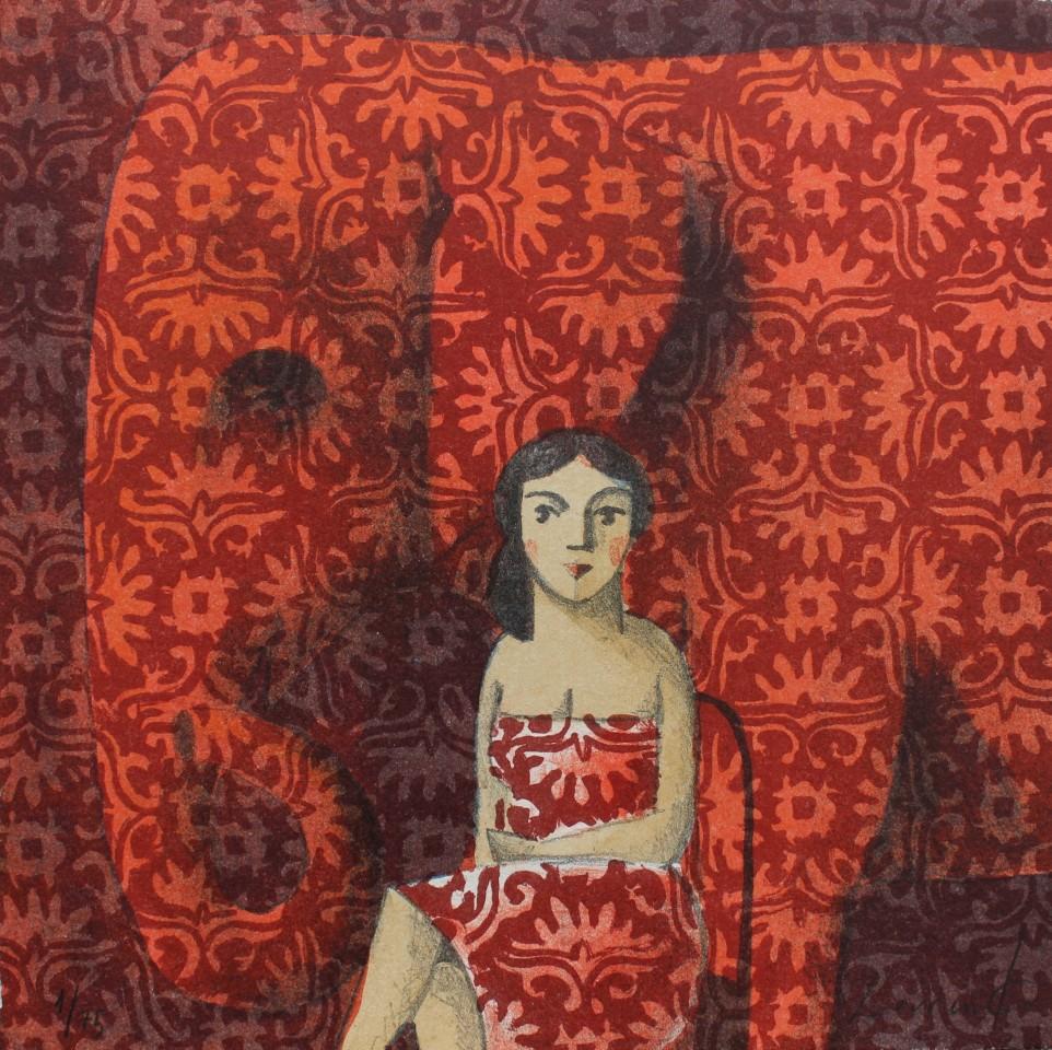 Didier Lourenço, Big Red, 2021