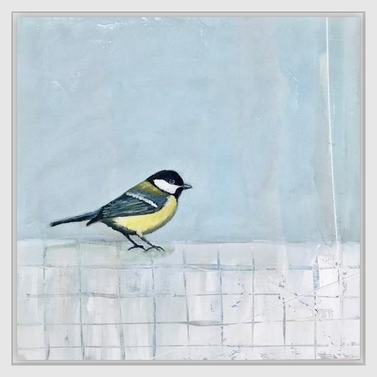 Jane Skingley, Great Tit, 2019