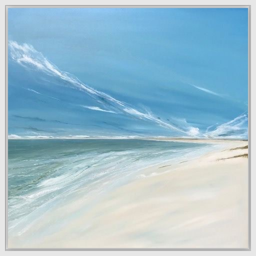 Jane Skingley, Summer Sand, 2019