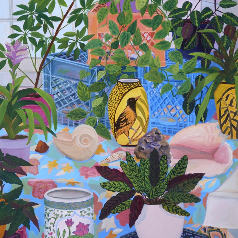 "Anna Valdez - ""Natural Curiosity"""