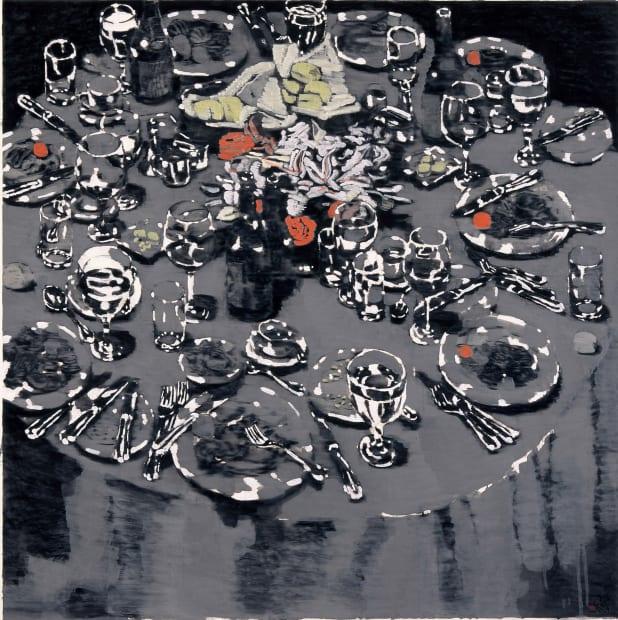 Yoo Geun-Taek, Some dinner, 2007
