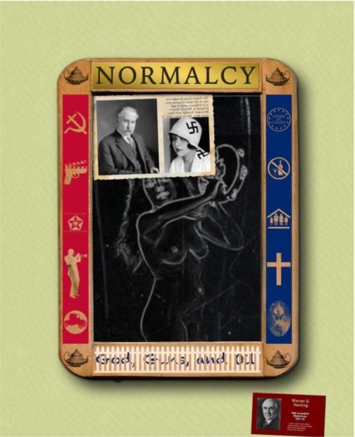 Normalcy, 2020
