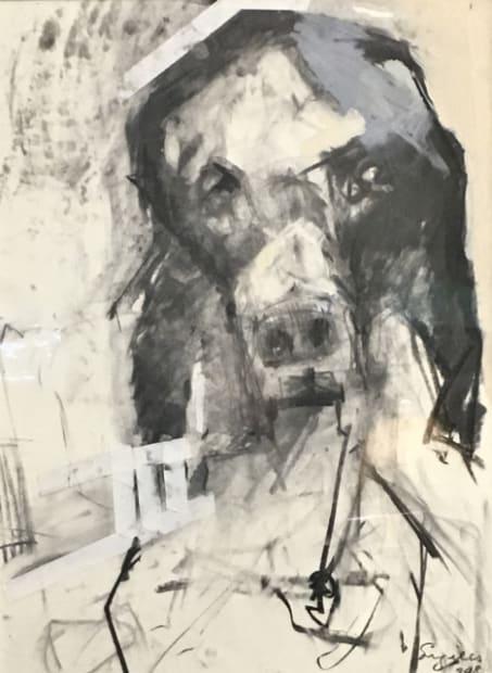Greyed Dog , 2018