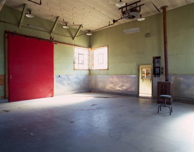 Changing Room, Eureka NV, #9, 2008