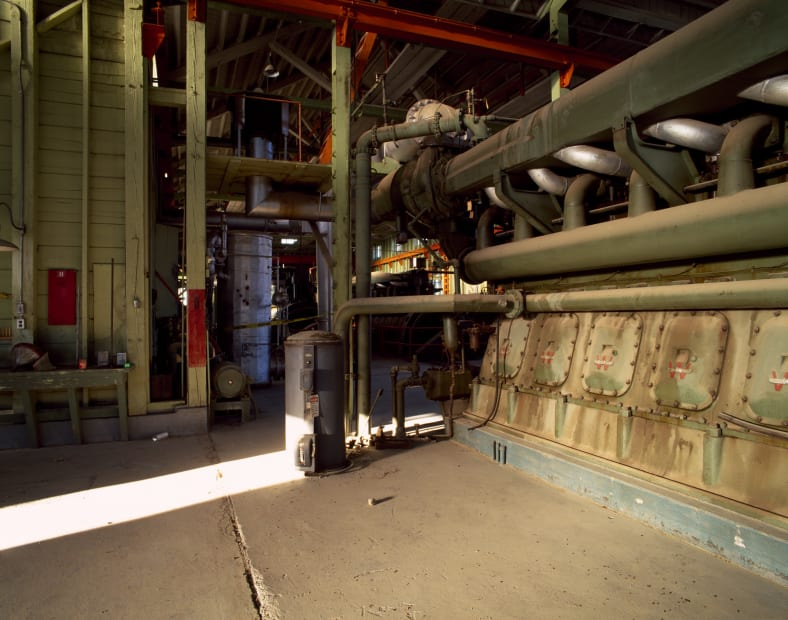Generator House, Eureka NV, No 4 , 2008
