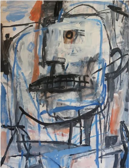 Head 02 , 1980s