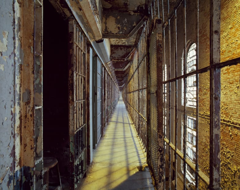 Cell Block, Mansfield State Reformatory, Mansfield, OH No 30, 2011
