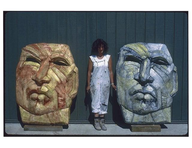 Angry Men Masks, 1989