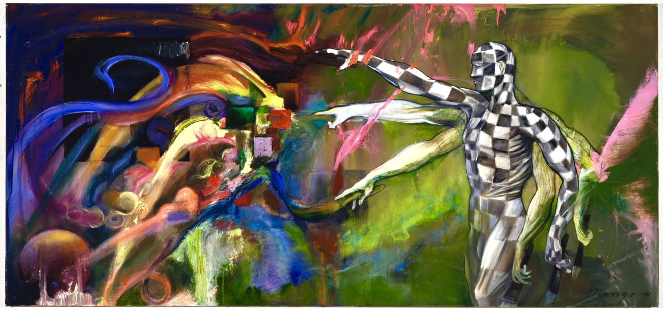Action Painter, 2005