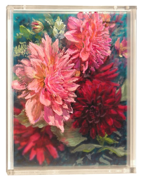Dahlias, 3 Years, 2019
