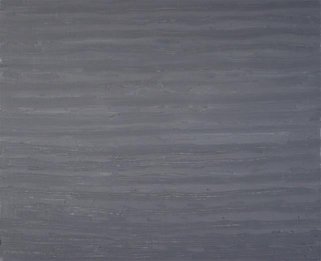 Grey Horizontal, 2016