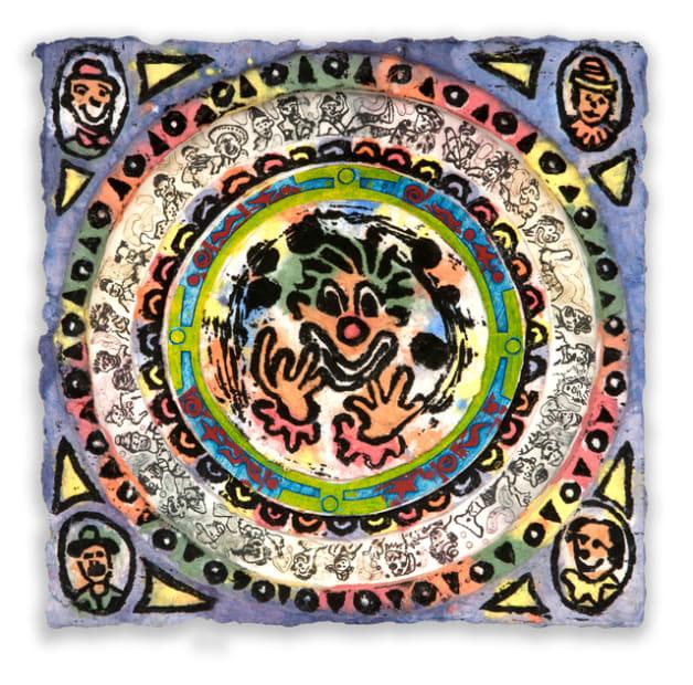 Mandala for the Clown, 2020
