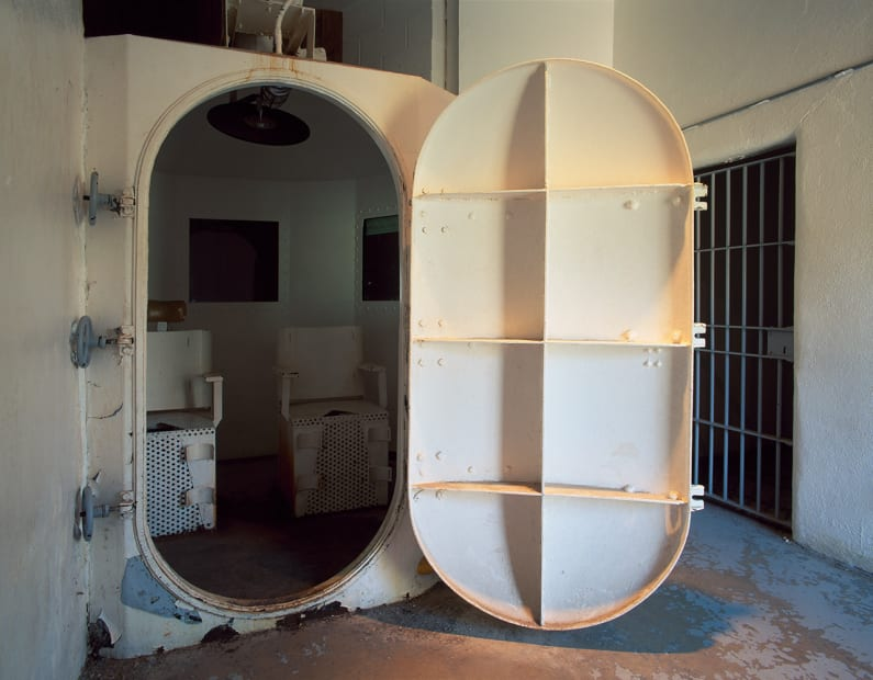 Gas Chamber With Two Chairs, Missouri State Penitentiary, #3, 2012