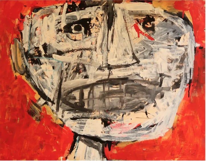 Head 01 , 1980s